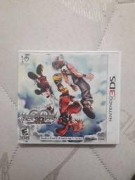 Usado, Vendo Kingdom Hearts dream drop distance pra 3ds comprar usado  Manhuaçu