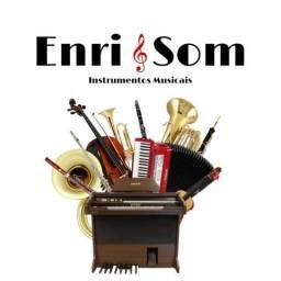 TROCA , VENDA E COMPRA DE INSTRUMENTOS MUSICAIS (Enri&Som)