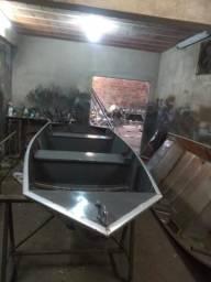 Barco de aluminio 3,5m comprar usado  Ribeirão das Neves