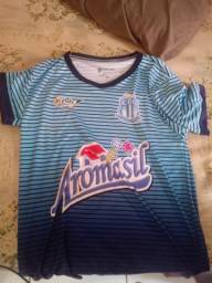 Camisa clube esportivo ouroeste jogador Vitor Augusto sub 14