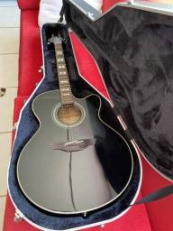 Takamine Jumbo EG523SCB comprar usado  Goiânia