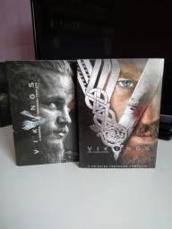 DVD - Vikings - Primeira e Segunda Temporada