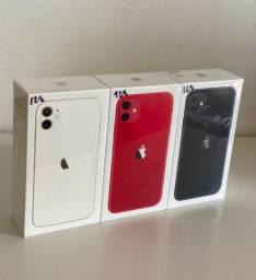 iPhone 11 128 Gigabytes ZERO 1 Ano de Garantia Apple