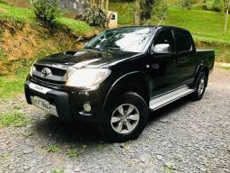 Hilux SRV Diesel, automático, mais completa, imperdível