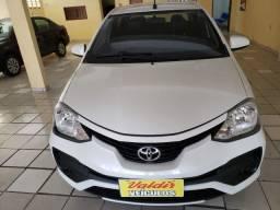Toyota / Etios Sedan XS 1.5 Automático 2018