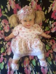 Vendo essa linda boneca não fasso entrega