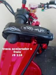Tava Scooter acelerador/freio