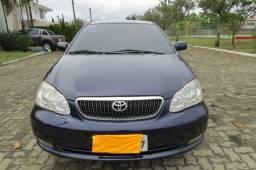 Corolla SEG 1.8 ano 2007 GNV 5º Geração
