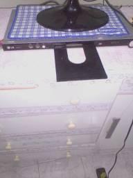 DVD LG semi-novo