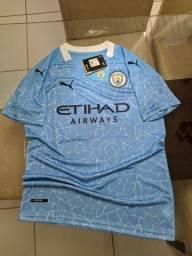 Camisa Manchester city 2020/2021