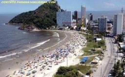 Apto-alta temporada revellion na praia 05 pessoas vista para o mar wi-fi sky e gar