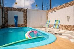 Aluguel casa com piscina - temporada - Jacumã, Conde-PB