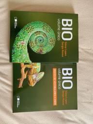 Livro Biologia volume único (como novo)