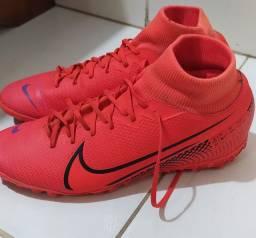 Chuteira Nike superfly 7 com um mês de uso