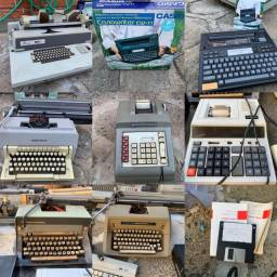 Máquinas antigas