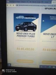 Vendo Onix plus Premier