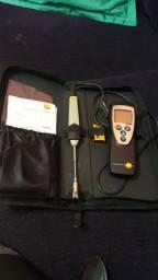 Instrumento de medição de temperatura
