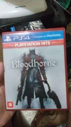 Jogo Bloodborne PS4 (aceito troca)