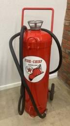 Fire Chief Texaco (Vintage) restaurado