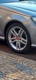 Jogo rodas mercedes c200 5x112