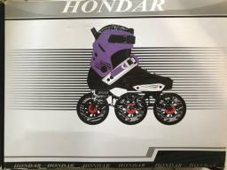Roller Hondar Skull impecável !