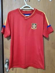 Camisa de time da Espanha