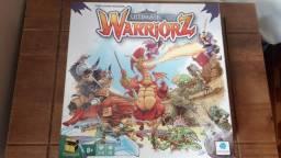 Jogo de Tabuleiro - Ultimate Warriorz