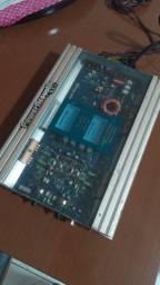 Amplificador PowerAcoustik USA apache 2acp-488