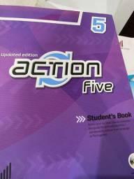 Doação de livros escolares, poliedro, sas
