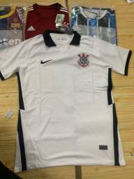 Camisa 20/21 Corinthians