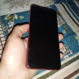 ZenFone Max Shot 3gb/32gb Vermelho *Impecável* sem detalhes