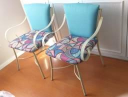 Cadeiras Metálicas