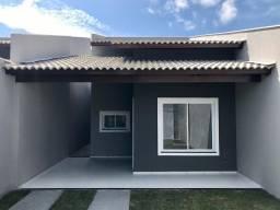 Oportunidade!! Excelente casa nova no Aquiraz!! R$ 152 mil