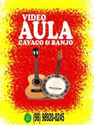 Aula Prática Banjo ou Cavaquinho!!! ##Iniciantes#