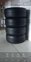 Vende-se pneus aro 45/225/17.seminovos.