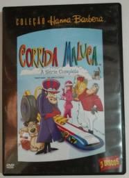 Corrida Maluca DVD Série Completa