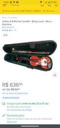 Violino Michael vnm40,novo