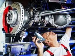 Estamos contratando alinhador de veículos , mecânico suspensão,troca de óleo , freios .