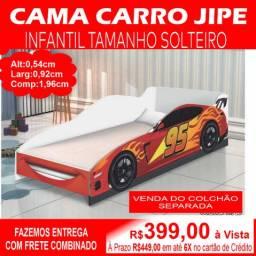 Cama Carro Gipe