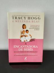 """Livro """"A Encantadora de bebês """""""