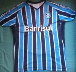 Camisa Puma Grêmio Autografada 2008 - GG
