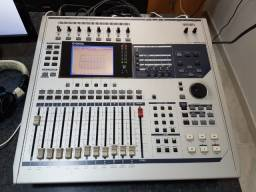 Mixer gravador Multi track Digital Workstation Pro yamaha AW2400 (Japan) troca