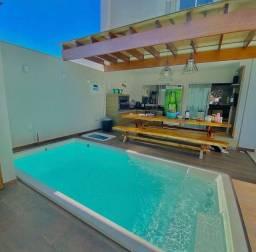 Casa duplex alto padrão