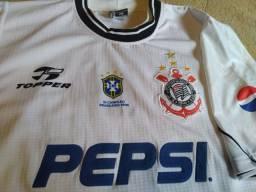 Camisa do Corinthians modelo 2000 tamanho G