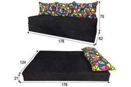 Sofá cama 269 + frete