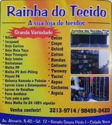LOJA RAINHA DO TECIDO