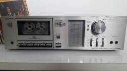Tape Deck Sony Model TCU-30BS (Leia)