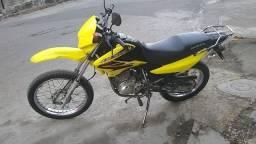 Vendo ou troco por Carro Moto Broz 2008