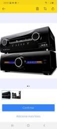 RECEIVER SONY 7.2 CANAIS DA MUTEKI 7600 3D-1695W