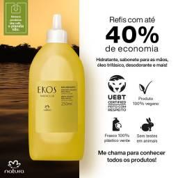 Promoção Natura Refil de óleo e hidratante